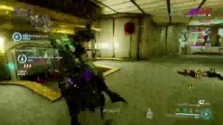 Warframe gameplay ita ps4