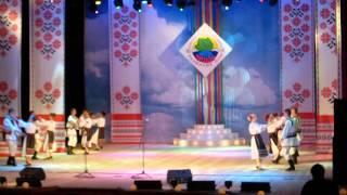 Молдавский танец Hai la joc.