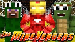 Minecraft MineVengers - MINI GAME MADNESS w/ Little Lizard Gaming!!!