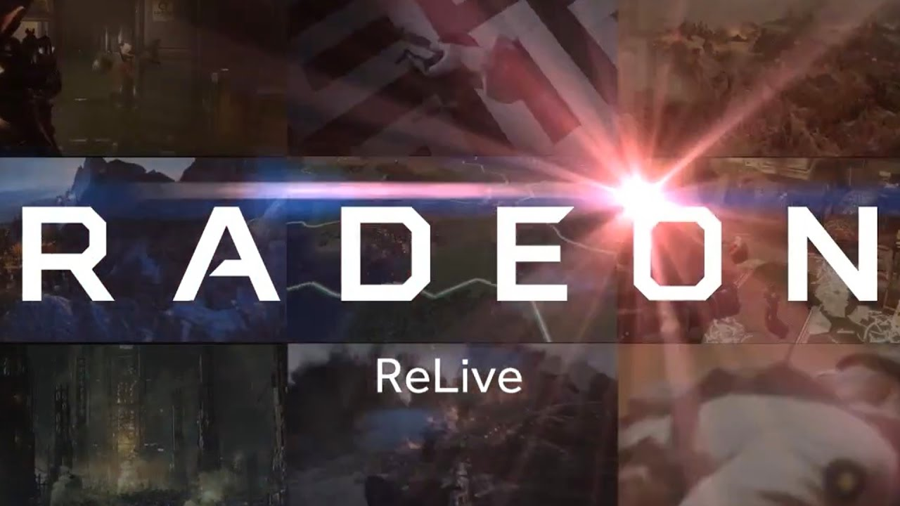 AMD announces their new Radeon Software Crimson ReLive Edition