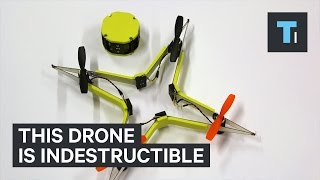 This drone is basically indestructible