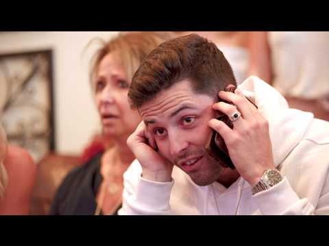 Baker Mayfield's Draft Party