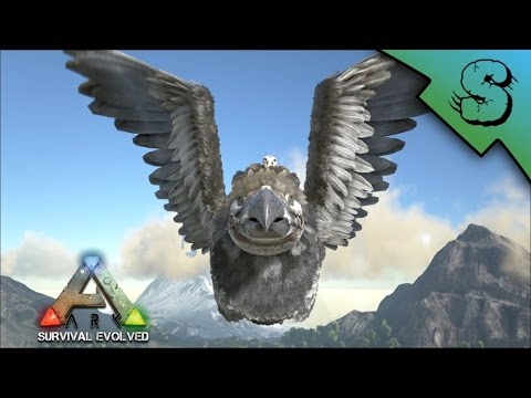 High Level Argy + Alpha Fight | Ark: Survival Evolved [S2E3]