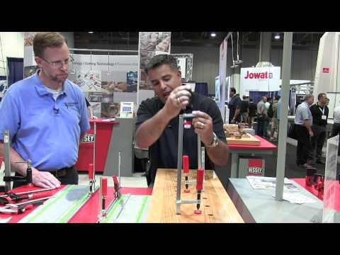 Bessey H-Series, Track, and Pipe Clamps - AWFS 2015