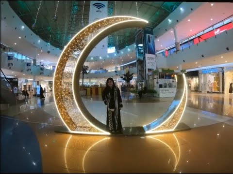 HAYAT DANUBE MALL in Riyadh - OFW in Saudi #NarsLakwachera #exploregalorewithaura #sharingfootsteps