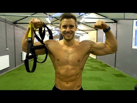 THE 25 BEST TRX EXERCISES!