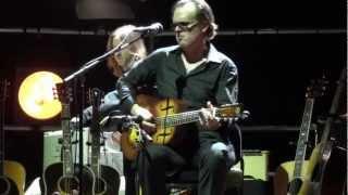 JOE BONAMASSA ACOUSTIC The ballad of John Henry  LYON 2012