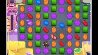Candy Crush Saga Level 297- 3 Stars No Boosters