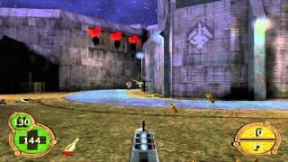Return To Castle Wolfenstein Walkthrough Operation Resurrection - Part 21 ( Radar Installation ) PS2