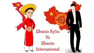 ubuntu Kylin Review - By Talk Vietnam