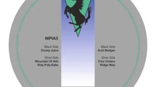MPIA3 - Acid Badger