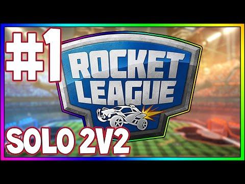 Solo 2s | Rocket League #1 - [SA] Doomsee & ELMP