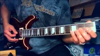 Скачать ACCEPT Princess Of The Dawn Guitar Lesson Rhythm