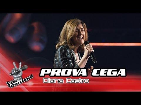 Diana Castro - 'Amor a Portugal'   Prova Cega   The Voice Portugal