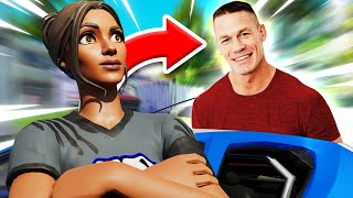 John Cena CHALLENGED Me In Fortnite (Fast & Furious 9)   Bugha