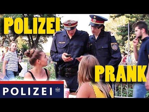 Polizei Prank 2017 Wiener Schmäh Force