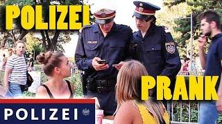 Polizist wird Facebook-Freund!