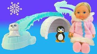 кукла Simba Arctic Friends 5732339 обзор