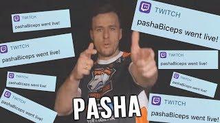 When PashaBiceps Finally Streams (CS:GO)