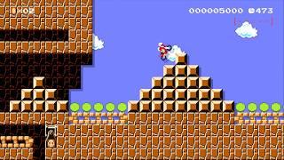 NES MAKER REMIX!! (New Version!) by FabioYT - SUPER MARIO MAKER - NO COMMENTARY Mp3