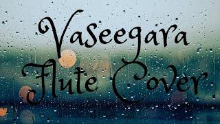 Vaseegara Flute Cover - Minnale | Bgm | Ringtone | Rain WhatsApp Status | Vaseegara WhatsApp Status