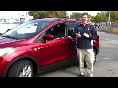 North Point Ford >> Fun Facts Ford Escape Safety Mpg Cargo North Point Ford N Little