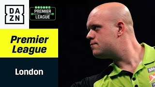 Showdown in London! Kann Michael van Gerwen den Titel verteidigen? | Premier League of Darts | DAZN