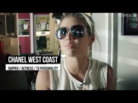 Smokebox BTS - Chanel West Coast | BREALTV