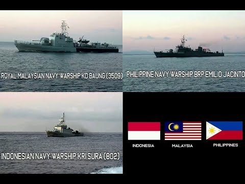 Maritime Training Activity MAPHILINDO 🇲🇾🇵🇭🇮🇩
