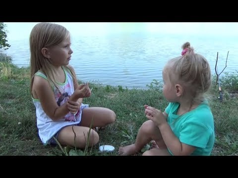 Семейная рыбалка Family fishing Nicol CrazyFamily