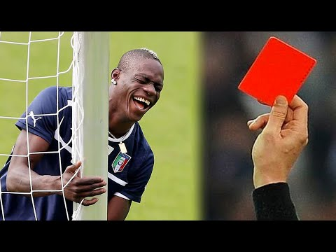Top 10 Funny Red Cards in Football History  HD