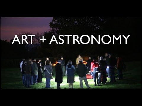 The Free Exchange On Tour: Art + Astronomy
