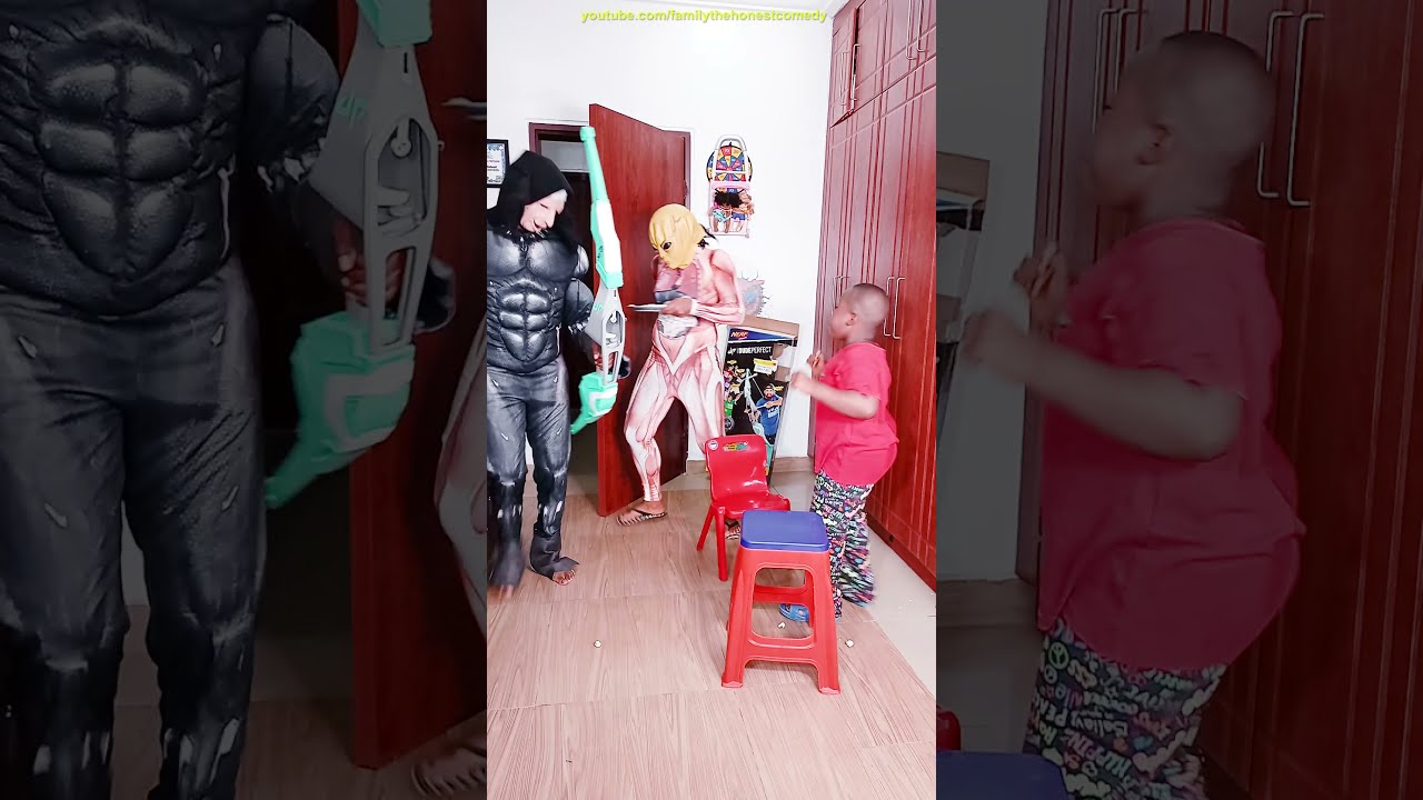Funny Prank try not to laugh DUDE PERFECT NERF BOW MONSTER Scary GHOST 3am USA TikTok India comedy