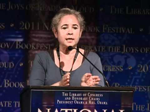 Esmeralda Santiago: 2011 National Book Festival