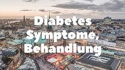 Diabetes Symptome, Behandlung