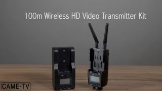 Video 100m Wireless HD Video Transmitter And Receiver download MP3, 3GP, MP4, WEBM, AVI, FLV Mei 2018