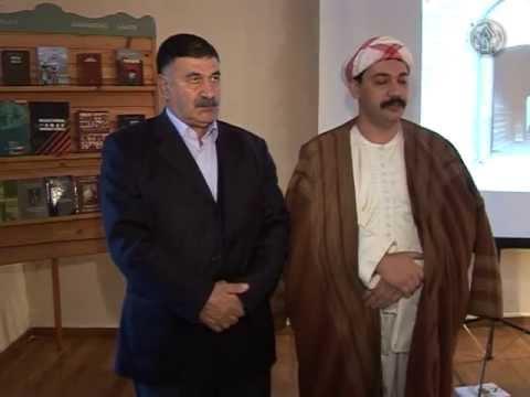 Caucasian House Internet Diary_Kurdish Cultural Event