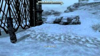 Skyrim - Word of Power - Whirlwind, Whirlwind Sprint
