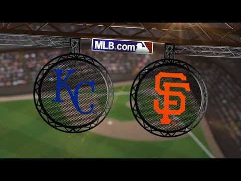 10/25/14: Giants even World Series with comeback win