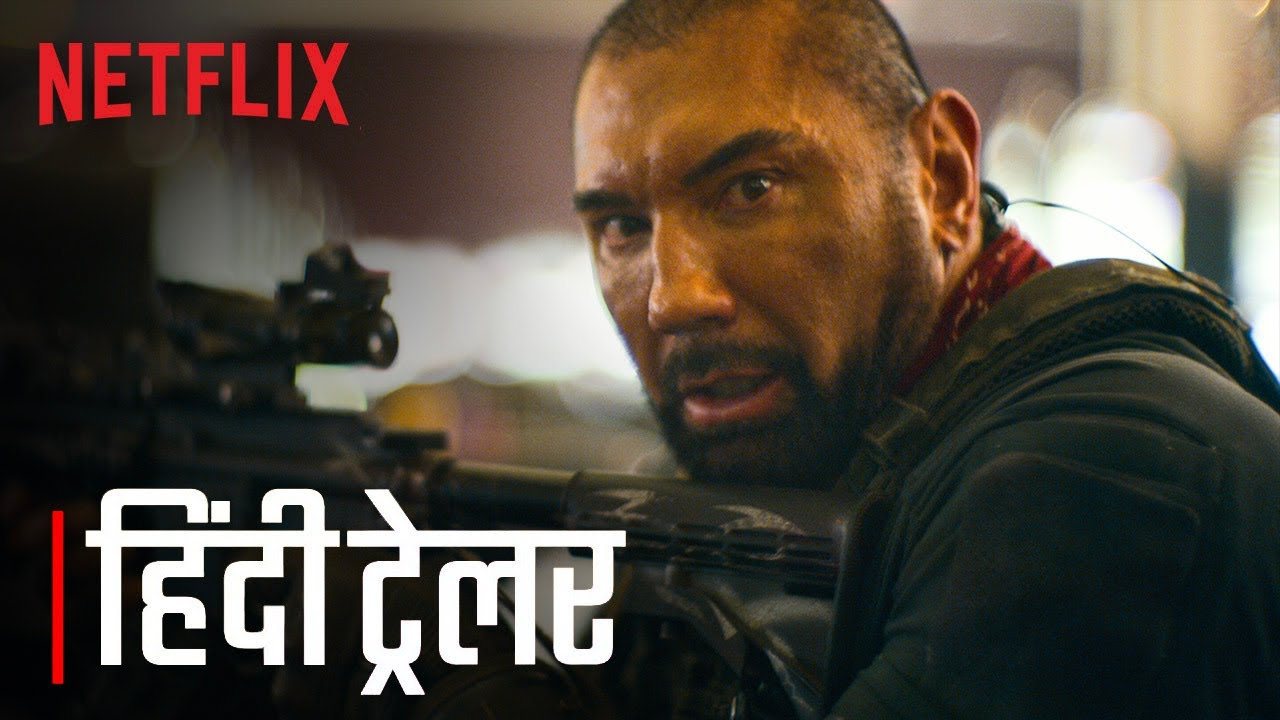 Army of the Dead | Zack Snyder | Hindi Trailer | Netflix India