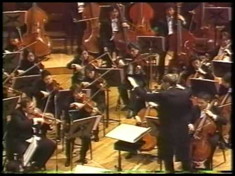 PIOTR BORKOWSKI conducts A. BORODIN - SYMPHONY No. 2 - 4th movement