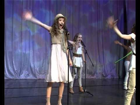 Детский эстрадный вокал Здравствуй, счастье