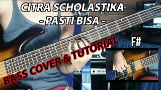 Ngulik Bass Citra Scholastika - Definitely Can (Bass Cover & Tutorial)
