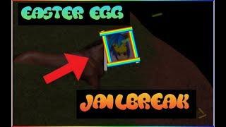 [Easter Egg] JAIL BREAK PICTURE ON HORSE EASTER EGG!!! (Roblox)