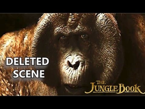 The Jungle Book - DELETED SCENE