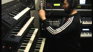 Harold Faltermeyer  - Axel F (COVER Jam)