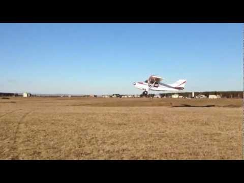 Take-off Maule M5-235
