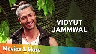 Vidyut Jammwal interview with Siddarth Kannan   Junglee Movie [2019]   Movies & More