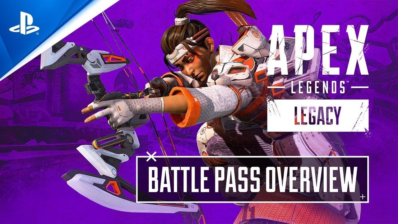 Apex Legends - Legacy Battle Pass Trailer