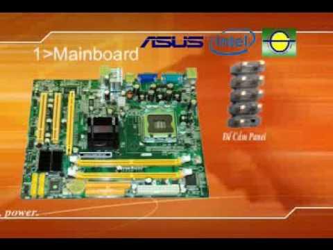 Phần I: Giới thiệu các thiết bị máy vi tính